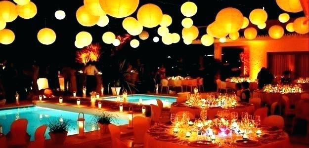 Popular Photo of Outdoor Lanterns For Parties