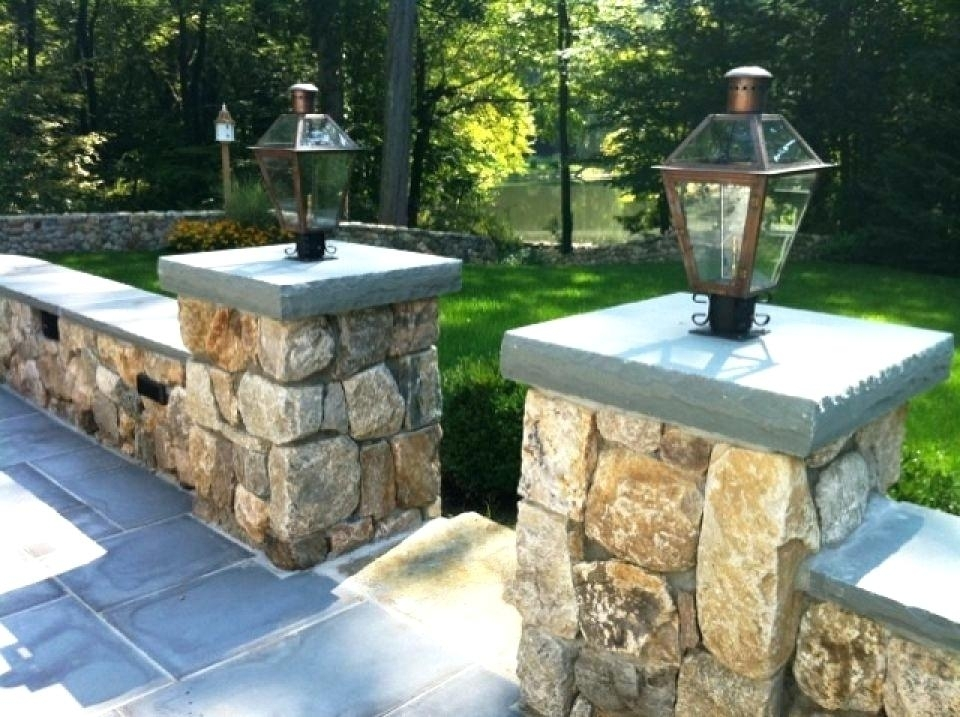 Outdoor Lanterns For Columns – Outdoor Lighting Ideas For Outdoor Lanterns For Pillars (#7 of 15)