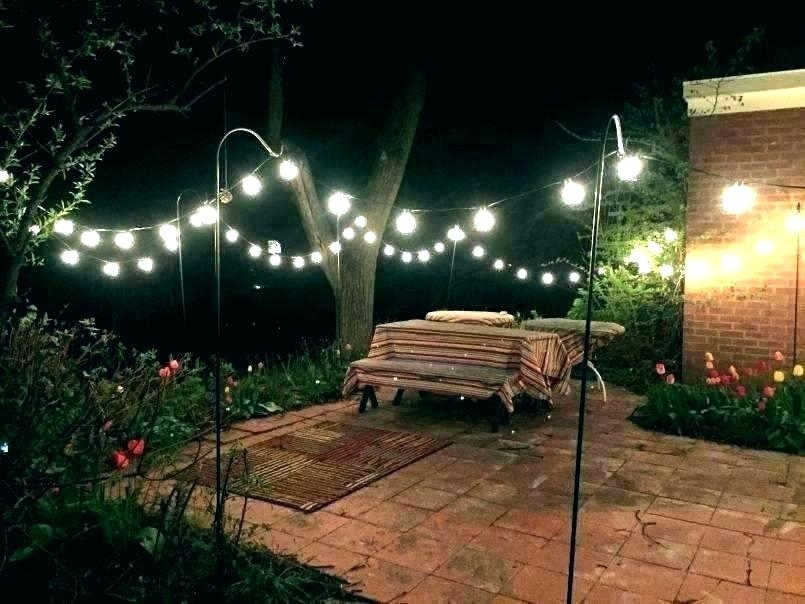 Outdoor Lanterns For Patio Backyard Patio Lighting Ideas String Intended For Outdoor Lanterns At Target (#8 of 15)