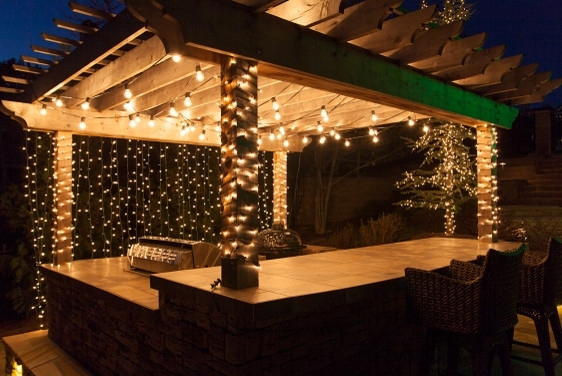 Outdoor Lanterns For Patio Outdoor Patio Lights Icicle Lights Regarding Outdoor Lanterns For Patio (View 5 of 15)