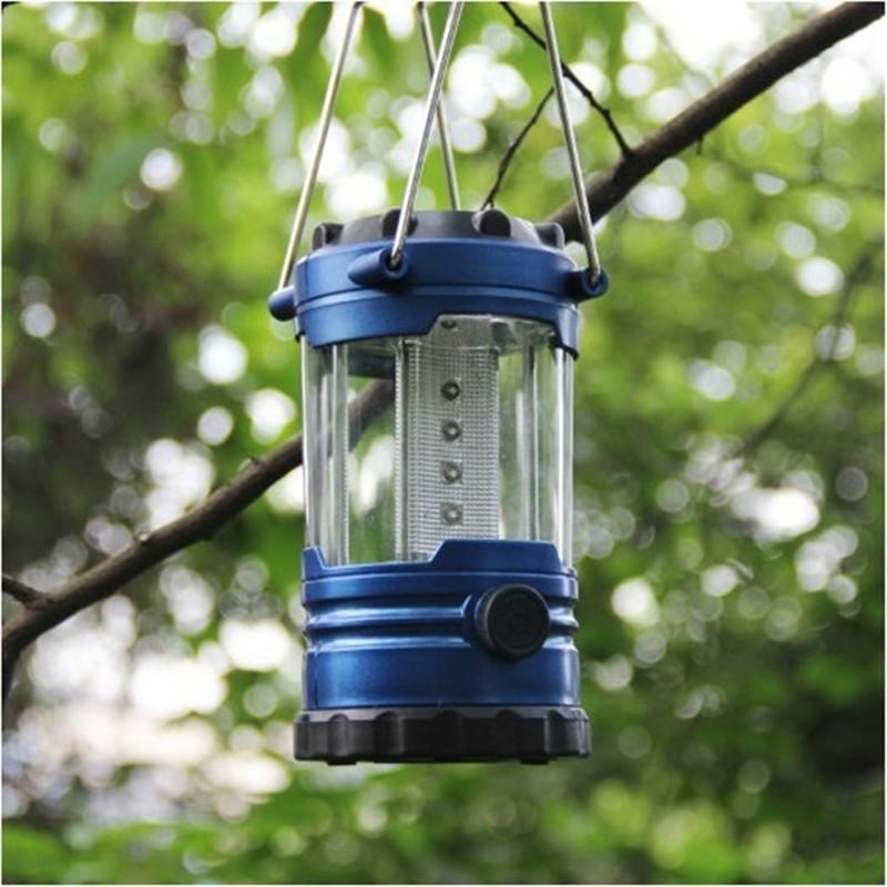 Outdoor Lanterns Lighting 12 Led Camping Lantern Brightest Tent With Outdoor Lanterns (View 8 of 15)