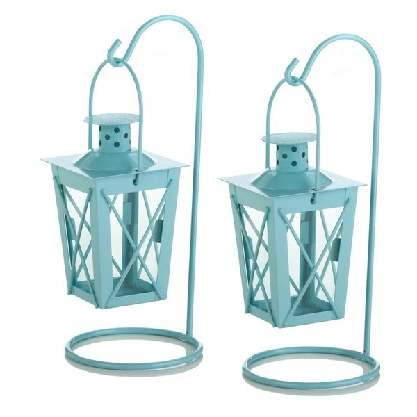 Inspiration about Outdoor Lanterns You'll Love | Wayfair Inside Metal Outdoor Lanterns (#6 of 15)