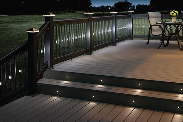 Outdoor Led Deck Lighting – Inlite Lighting For Outdoor Decks And In Outdoor Deck Lanterns (#13 of 15)