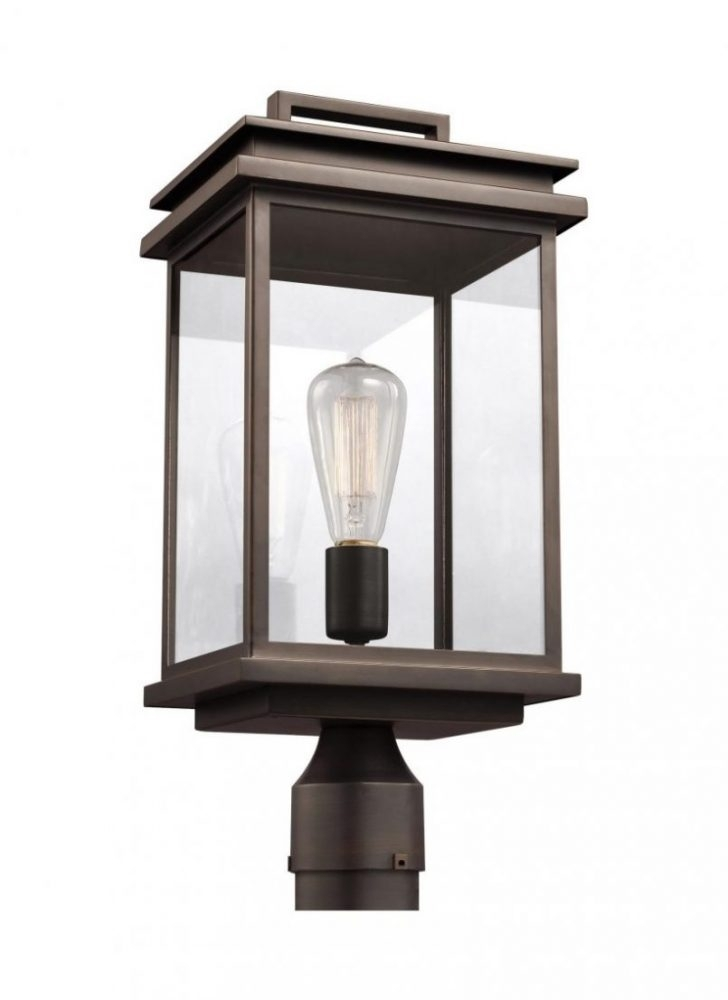 Outdoor Led Pole Lights Large Outdoor Post Lights Outdoor Electric For Large Outdoor Electric Lanterns (View 8 of 15)