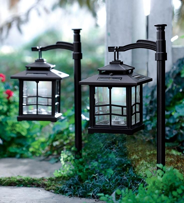 Outdoor Lighting Awesome Large Outdoor Solar Lights Cool Large Large Intended For Outdoor Solar Lanterns (View 4 of 15)