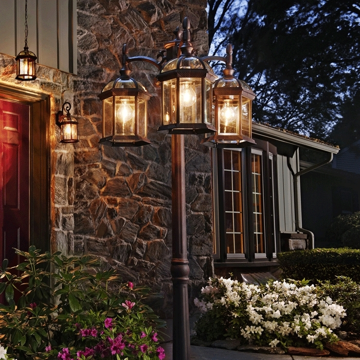 Outdoor Lighting Buying Guide In Outdoor Lanterns Lights (View 15 of 15)