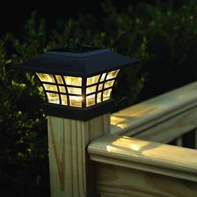Outdoor Lighting & Exterior Light Fixtures At The Home Depot With Regard To Outdoor Deck Lanterns (#14 of 15)