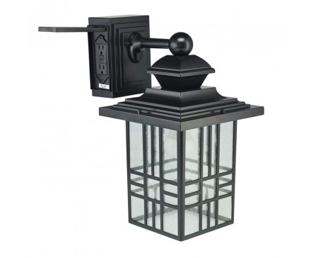 Outdoor – Lighting Fixtures – Lighting | L'image Home Products Intended For Plug In Outdoor Lanterns (#5 of 15)