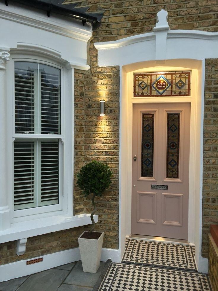 Outdoor Lighting For Front Door | Sevenstonesinc Regarding Outdoor Door Lanterns (View 6 of 15)
