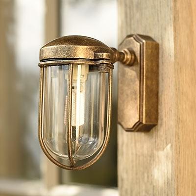 Outdoor Lighting | Outdoor Lanterns | Exterior Wall Lights | Jim Regarding Brass Outdoor Lanterns (#12 of 15)