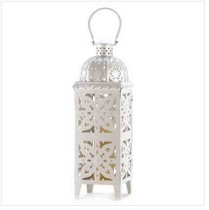 Outdoor Lighting White | Inventrush Inside White Outdoor Lanterns (#6 of 15)
