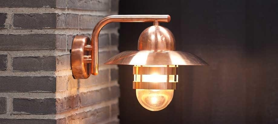 Outdoor Lights For Walls In Xl Outdoor Lanterns (#12 of 15)