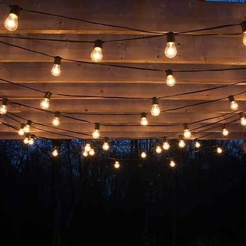 Outdoor Lights String Mesmerizing How To Plan And Hang Patio Lights With Outdoor Lanterns On String (View 9 of 15)