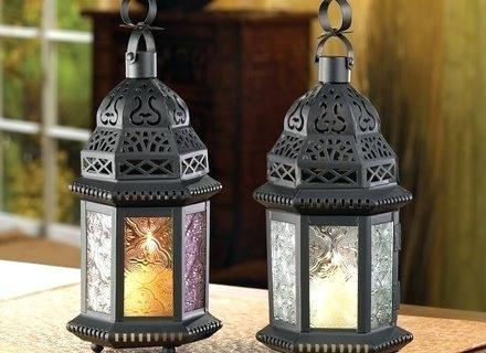 Outdoor Moroccan Lanterns Lanterns Outdoor Electric Moroccan Regarding Moroccan Outdoor Electric Lanterns (View 13 of 15)