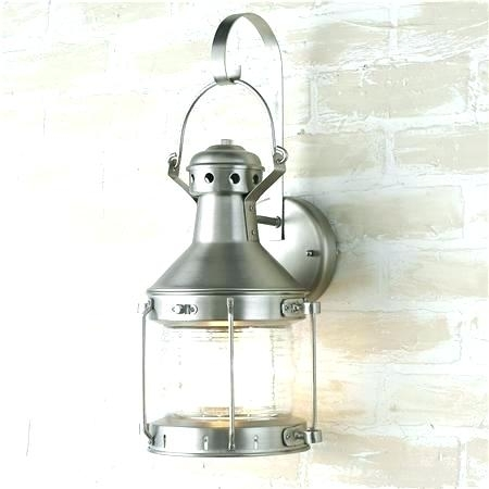 Outdoor Nautical Lighting – Babout With Outdoor Nautical Lanterns (View 8 of 15)