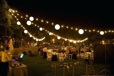 Outdoor Party Lighting Decorations – Missouri City Ballet For Outdoor Lanterns For Parties (#14 of 15)