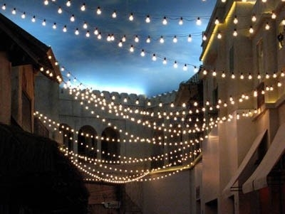 Outdoor Patio Lighting String – Home Design Ideas Pertaining To Outdoor Lanterns On String (View 4 of 15)