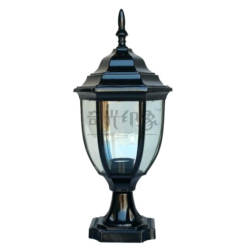 Outdoor Plug In Lamp Post Waterproof Lantern Patio Lanterns P With Regard To Waterproof Outdoor Lanterns (View 8 of 15)