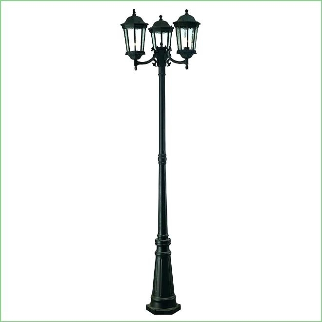 Outdoor Pole Lighting Outdoor Pole Barn Lighting – Vancouverist Regarding Outdoor Pole Lanterns (#10 of 15)
