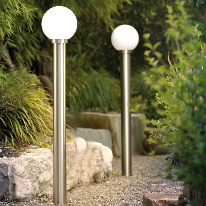 Outdoor Post Lights For Design Expert — Indoor Outdoor Ideas Intended For Outdoor Post Lanterns (#10 of 15)