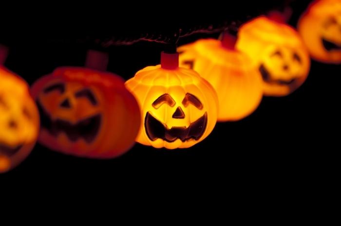 Outdoor Pumpkin Lights – Outdoor Lighting Ideas Inside Outdoor Pumpkin Lanterns (View 7 of 15)