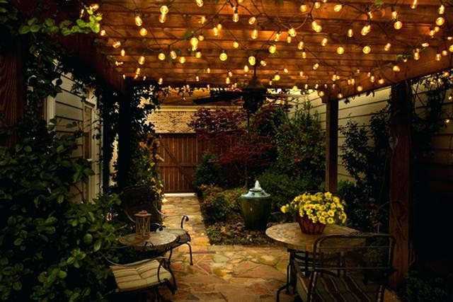 Outdoor String Lighting Ideas Lights Led Reviews With Regard To Outdoor String Lanterns (#11 of 15)