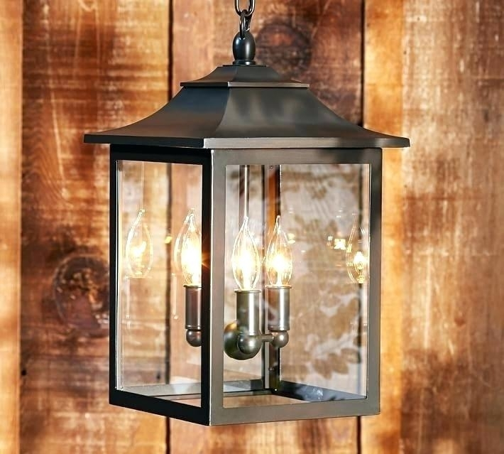 Outdoor Table Lanterns New Lantern Pendant Light Fixture Outdoor Regarding Outdoor Table Lanterns (View 11 of 15)