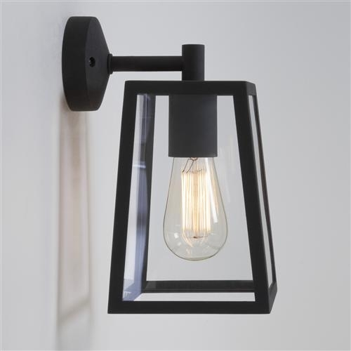 Outdoor Wall Lights & Garden Wall Lighting | The Lighting Superstore Regarding Quality Outdoor Lanterns (#11 of 15)