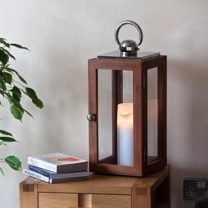 Outdoor Wooden Lanterns – Outdoor Ideas For Outdoor Wood Lanterns (#10 of 15)