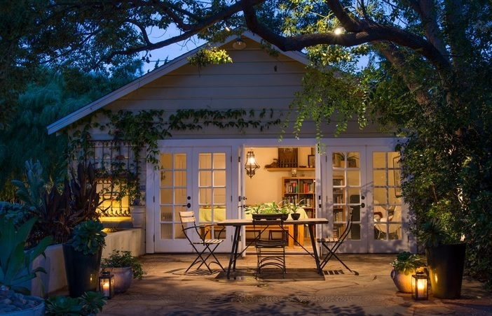 Outside Patio Candles Modern Outdoor Candle Holders Lanterns Door Within Modern Outdoor Lanterns (View 14 of 15)