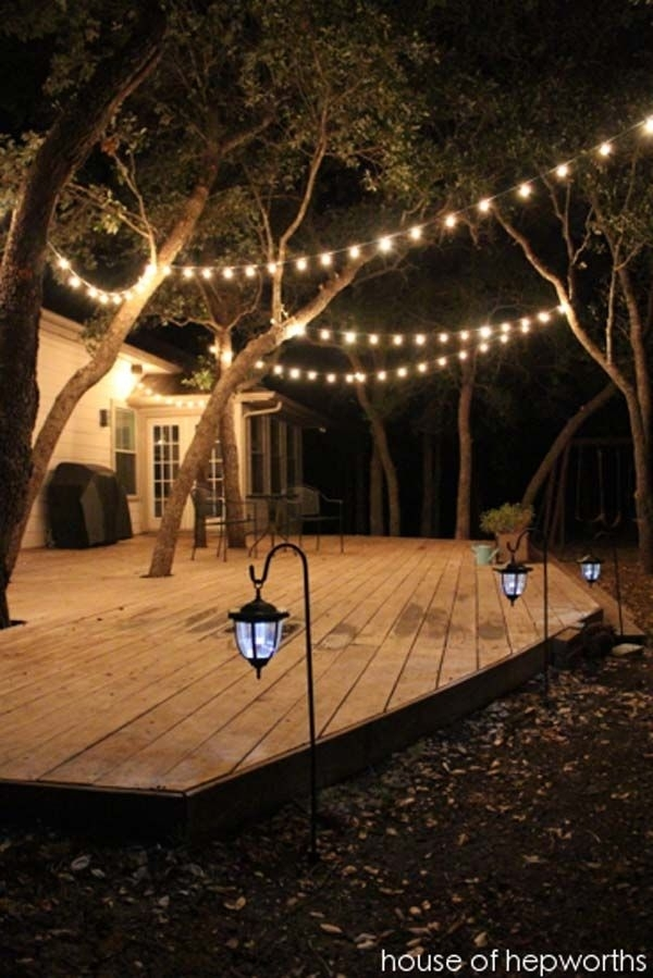 Outside Yard Lights Best 25 Yard Lighting Ideas On Pinterest Solar Regarding Outdoor Yard Lanterns (View 9 of 15)