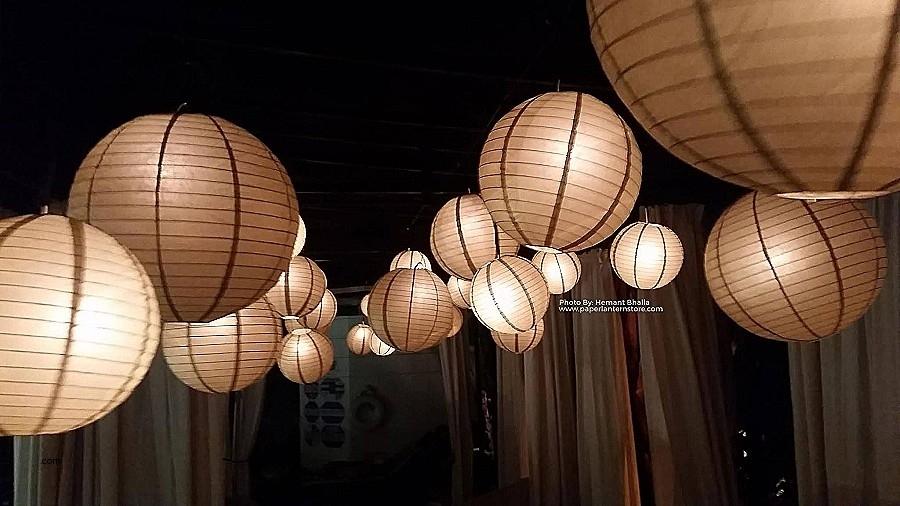 Inspiration about Paper Lantern. Beautiful Outdoor Paper Lanterns For Patio: Outdoor In Outdoor Paper Lanterns For Patio (#14 of 15)