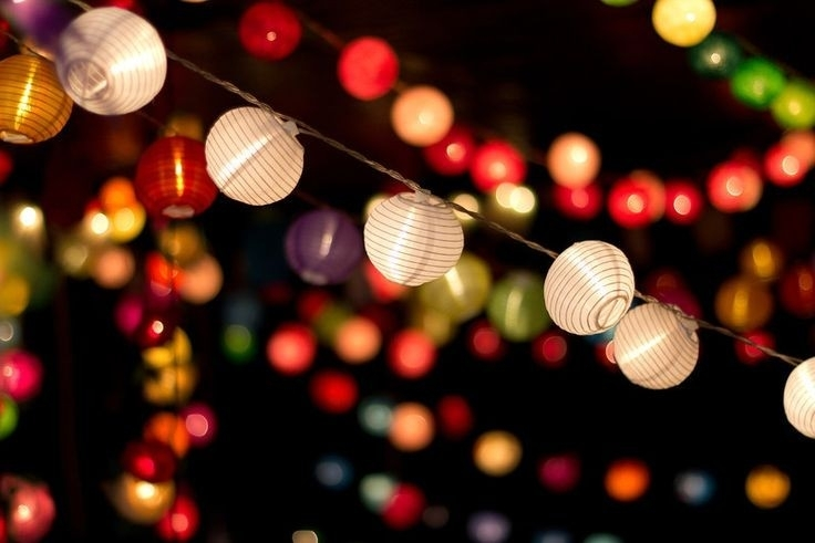 Inspiration about Paper Lantern Store – Paper Lanterns, Parasols, Hand Fans – Lighting Regarding Outdoor Nylon Lanterns (#8 of 15)