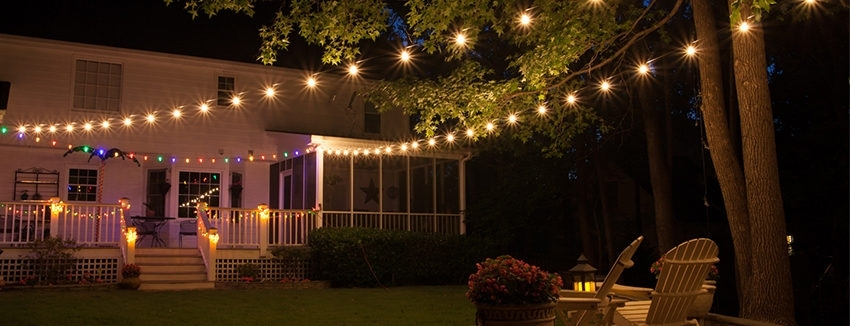 Inspiration about Patio Lights – Yard Envy Throughout Outdoor Empty Lanterns (#11 of 15)