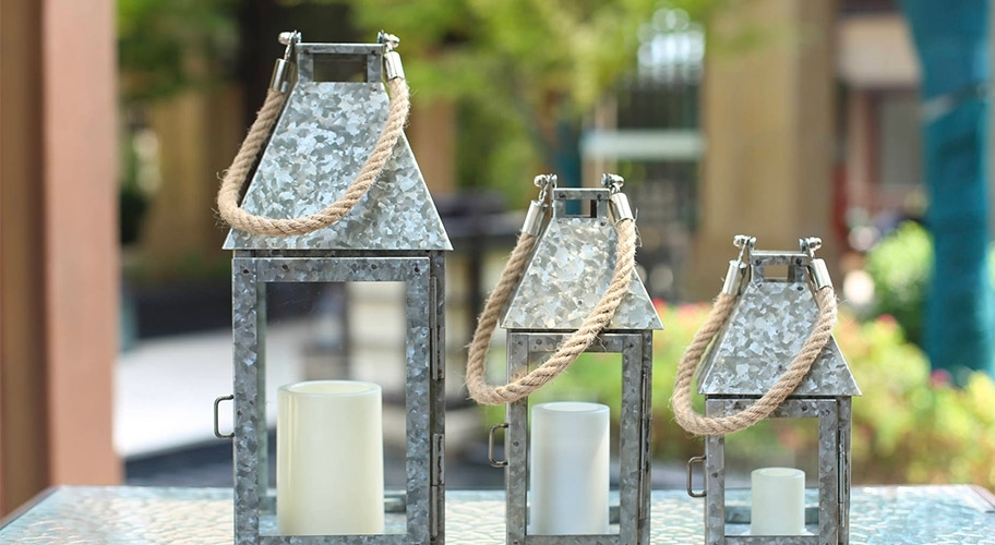 Inspiration about Patio & Outdoor Decor – Walmart In Walmart Outdoor Lanterns (#1 of 15)
