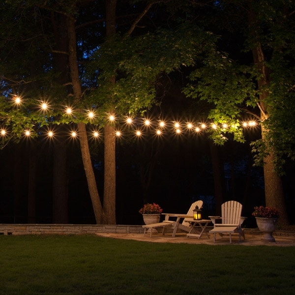 Patio String Lights – Yard Envy With Outdoor Rope Lanterns (#12 of 15)