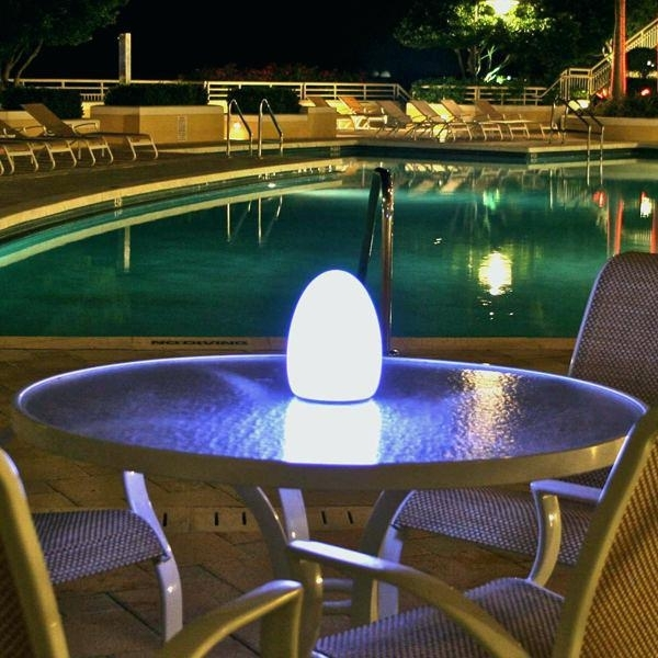 Inspiration about Patio Table Lights Space Lighting Rechargeable Point Outdoor Light Within Outdoor Lanterns For Tables (#10 of 15)