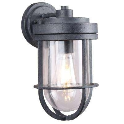 Pewter – Outdoor Wall Mounted Lighting – Outdoor Lighting – The Home For Wall Mounted Outdoor Lanterns (View 11 of 15)