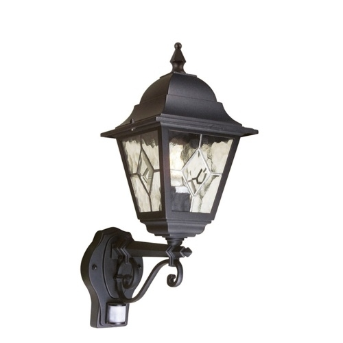 Inspiration about Pir Norfolk Outdoor Wall Light Nr1 | The Lighting Superstore Throughout Outdoor Lanterns With Pir (#2 of 15)
