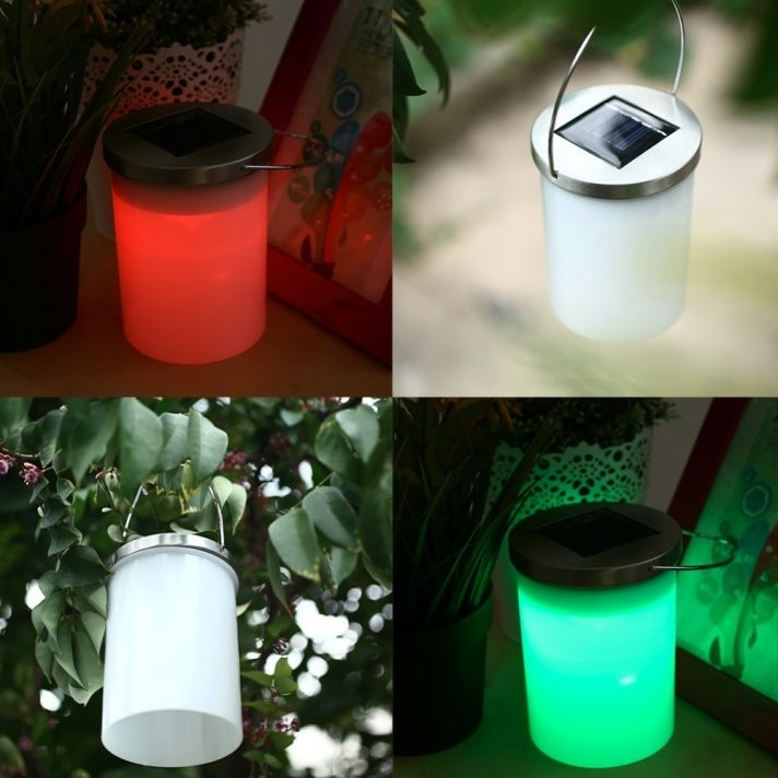 Popular Photo of Outdoor Plastic Lanterns