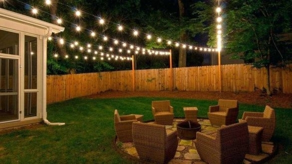 Inspiration about Popular Design Backyard Lighting Ideas Stylid Homes Within Yard In Outdoor Yard Lanterns (#14 of 15)