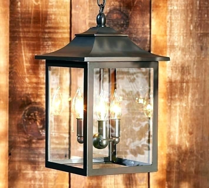 Porch Lanterns Hanging Lantern Light Fixture Appealing Outdoor Pertaining To Outdoor Porch Lanterns (#14 of 15)