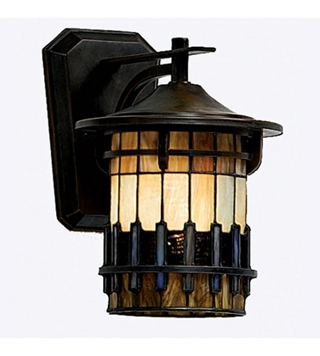 Quoizel Lighting Autumn Ridge 1 Light Outdoor Wall Lantern In Within Quoizel Outdoor Lanterns (View 2 of 15)