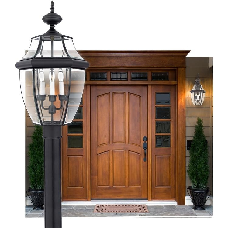 Quoizel Outdoor Lights – Outdoor Lighting Intended For Quoizel Outdoor Lanterns (View 10 of 15)