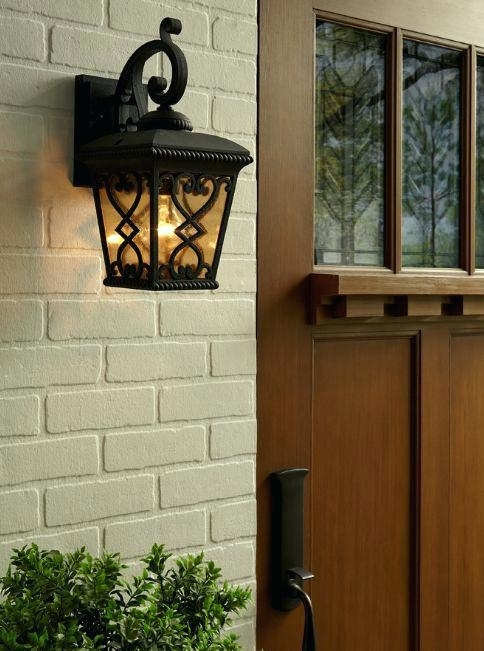 Quoizel Outdoor Wall Light Marvelous Outdoor Lighting In Stunning Inside Quoizel Outdoor Lanterns (#12 of 15)