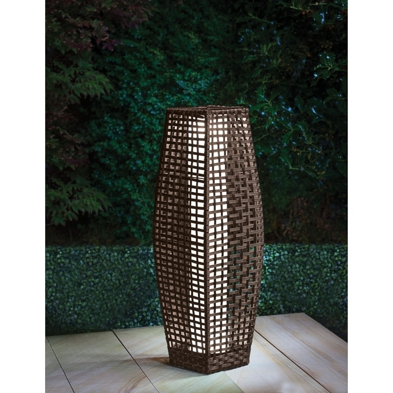 Inspiration about Rattan Outdoor Lamp, Rattan Outdoor Lamp Suppliers And Manufacturers Regarding Outdoor Rattan Lanterns (#1 of 15)