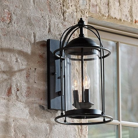 Inspiration about Remarkable Verano Outdoor Wall Sconce Ballard Designs Lighting In Outdoor Lanterns And Sconces (#2 of 15)