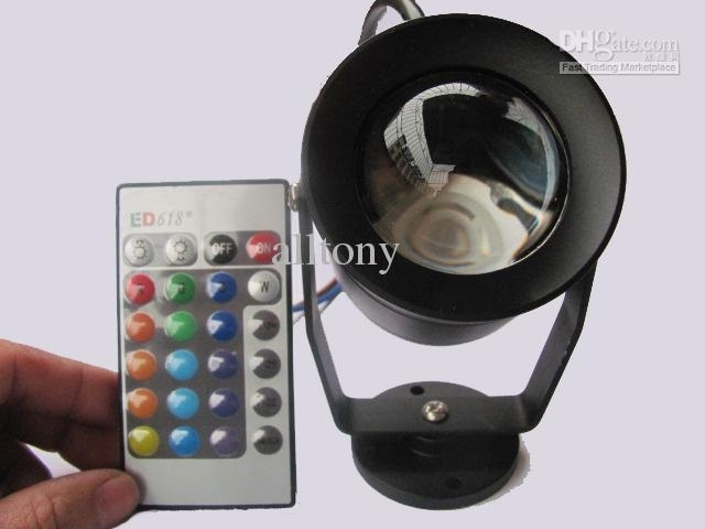 Remote Controlled Outdoor Lights – Outdoor Lighting Ideas Throughout Outdoor Lanterns With Remote Control (View 5 of 15)