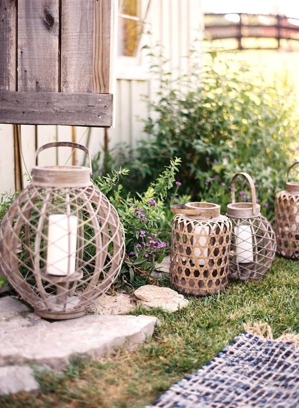 Inspiration about Rustic Lanterns Are Perfect For Transitional Season Decor Outdoor Throughout Outdoor Rustic Lanterns (#9 of 15)
