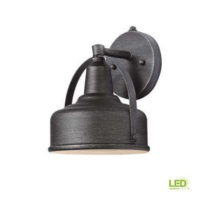 Rustic – Outdoor Wall Mounted Lighting – Outdoor Lighting – The Home With Wall Mounted Outdoor Lanterns (View 15 of 15)